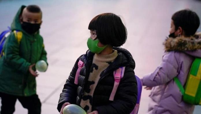 China, primer país que vacunará a niños pequeños contra covid-19