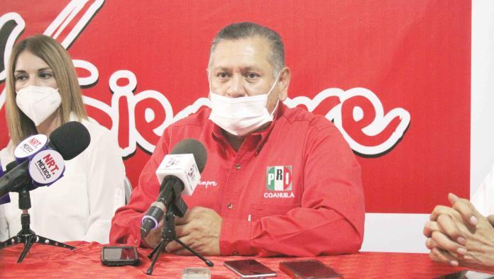 Voto por voto exige Lupita