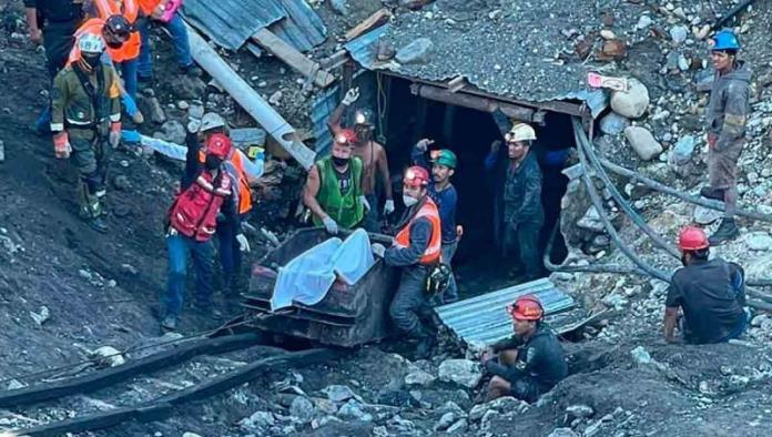 Mineros de Micaran en Múzquiz, Coahuila fallecieron asfixiados por sumersión