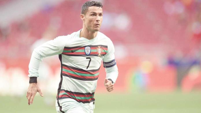 Cristiano Ronaldo, a 5 goles del récord de selecciones