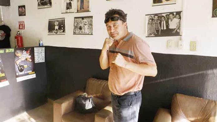 """Recordando al campeón José Patricio """"Toro"""" Barrera"""