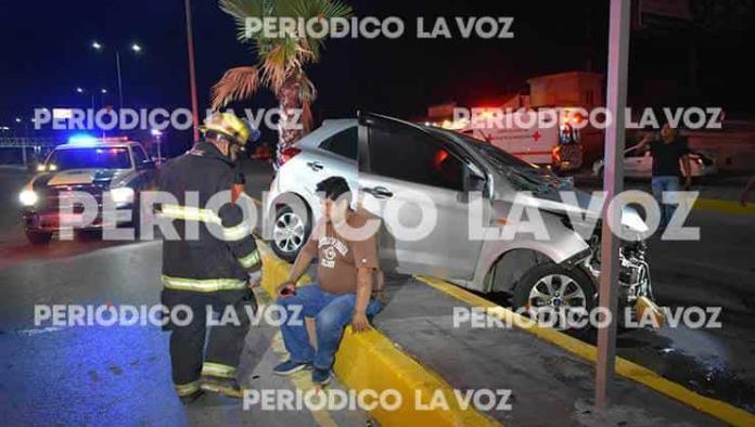 Murió taxista al sufrir infarto