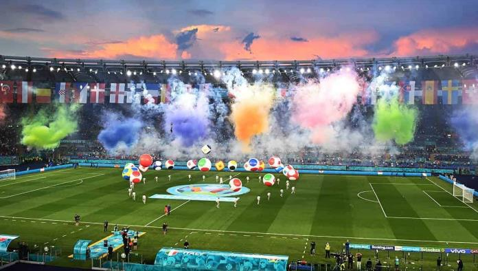 Por fin se inaugura la Eurocopa