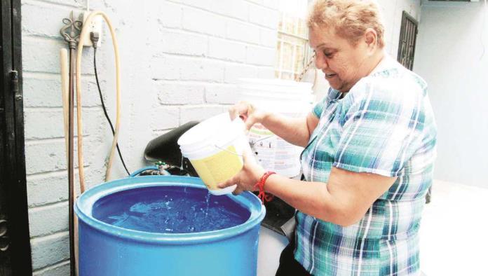 Dispara 'calorón' demanda de agua