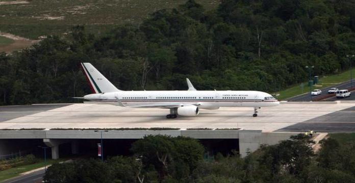 Avión presidencial es vendido en 65 millones de pesos