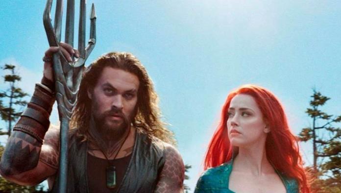 Director James Wan revela el título de Aquaman 2