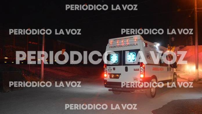 'Gritos' de lesionado movilizan a autoridades