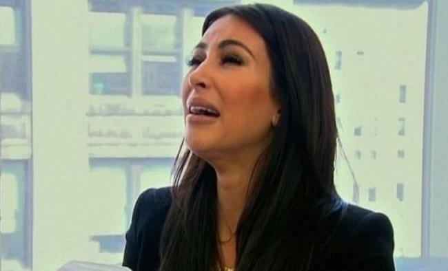 Kim Kardashian reprobó su examen de Derecho por segunda vez
