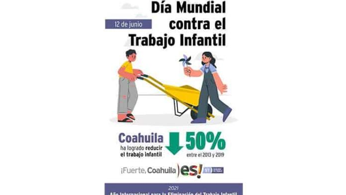 Erradicarán el trabajo infantil