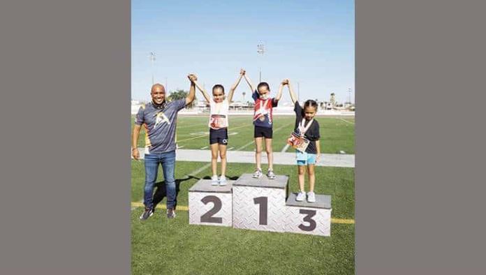 Atletas de Monterrey, Saltillo y Torreón logran triunfos