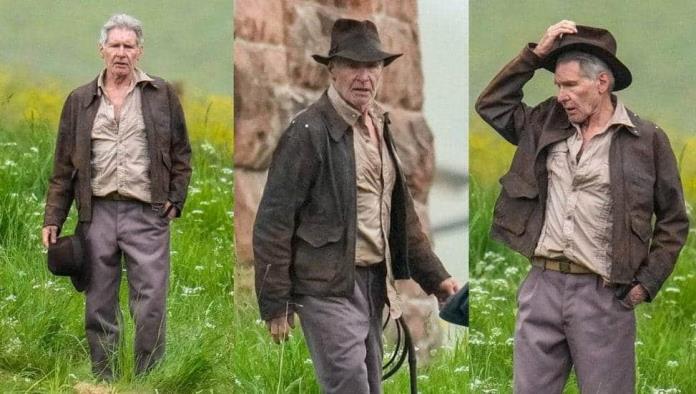 ¡Indiana Jones está de regreso! Así se ve Harrison Ford a sus 78 años