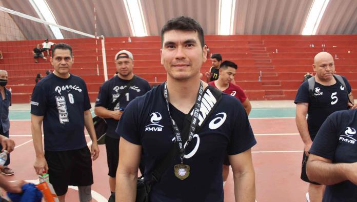 GRECIA Y AARON ''MVPs'' DEL VOLEIBOL ESTATAL