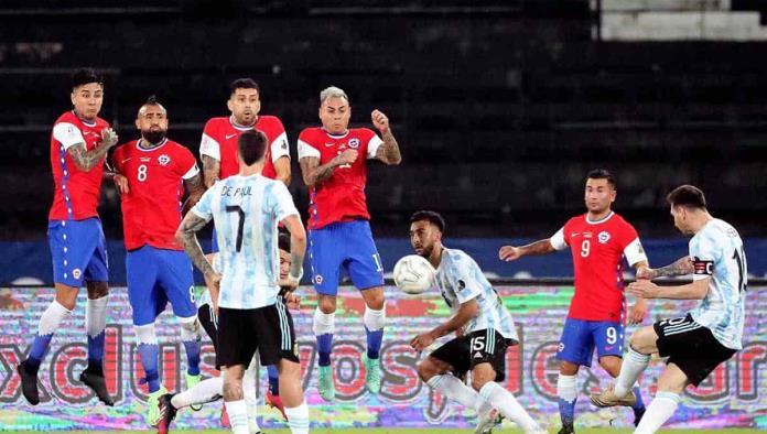 Chile opaca euforia Argentina