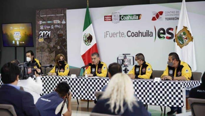 Anuncia Mars Coahuila 1000