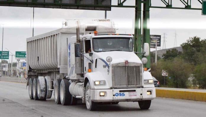 Previenen robos al transporte de carga