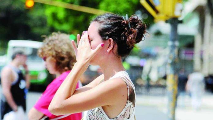 Cuídate de las altas temperaturas en Monclova, llegará hasta 41 grados