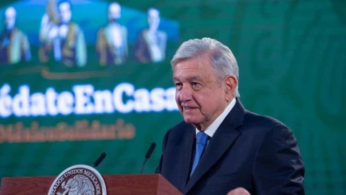 México ocupa el lugar 19 de 30 en el mundo por número de fallecidos por COVID-19: AMLO