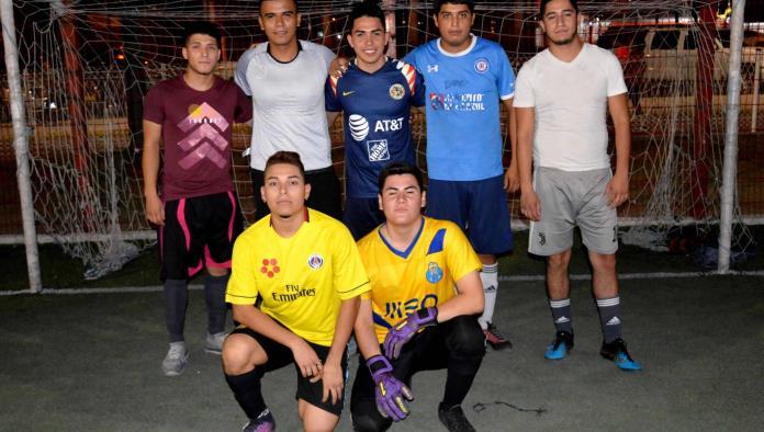 Lideran  González Futsal7