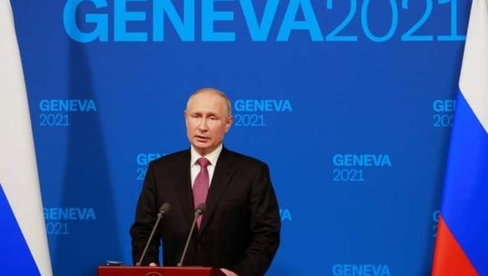 Rusia y EU acordaron regreso de embajadores, anuncia Putin