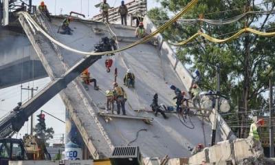 Accidente del Metro: Falla estructural en la construcción provocó el colapso de la Línea 1