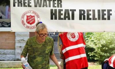 Alertan por ola de calor extremo en EU
