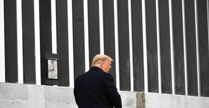 Donald Trump visitará la frontera entre México y Estados Unidos