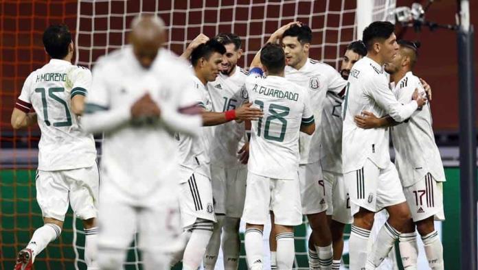 Qatar 2022: se definieron los rivales que enfrentará México rumbo al mundial