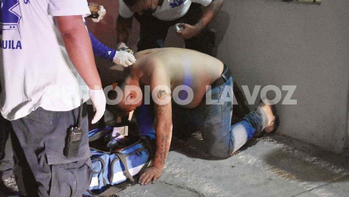 ¡Tres heridos! Sangrienta riña en la Cañada Sur