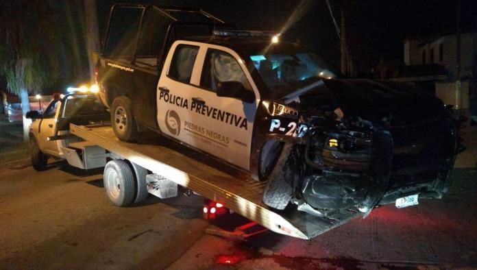 Fallece joven atropellado  por policía