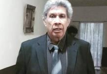 Miguel Ángel Riquelme Solís presentó ayer por la mañana la tarjeta de Te echamos la mano