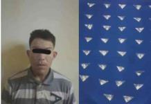 Arrestan a narcomenudista