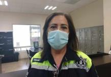 DIRECTORA DE VIALIDAD Y TRÁNSITO  NO RESPETA PROTOCOLOS EN  ACCIDENTE VIAL
