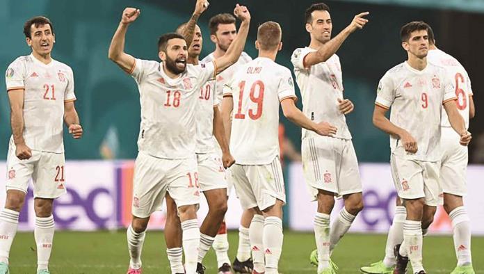 España avanza a semifinales