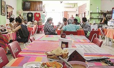 Aumenta afluencia a restaurantes