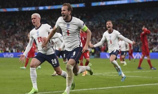 Inglaterra vs Italia