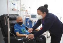 Ofrecen esperanza a pacientes con cáncer