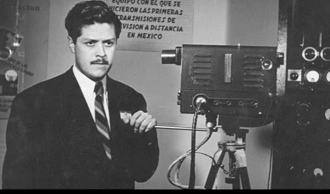 """Guillermo González Camarena, """"el niño de la caja de colores"""""""