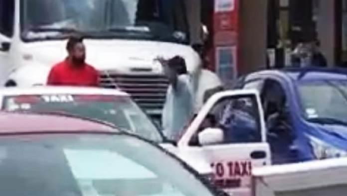 Piden a taxistas no pelear con InDriver