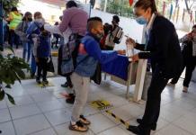 Estudiantes regresan a clases en Agosto: AMLO