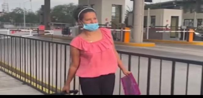 Otorgan visa a madre migrante