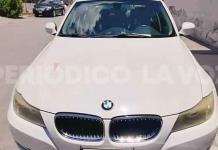 Roban BMW en plena venta