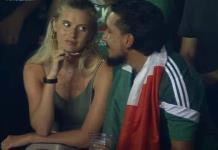 Christian Martinoli vuelve viral a pareja que asistió a partido de Selección Mexicana