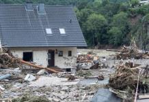 Lluvias en Alemania dejan muertos y desaparecidos