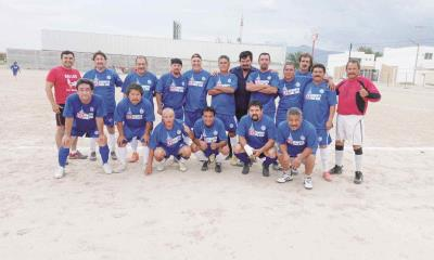 Transportes Aguirre ¡Super líder en Copa Oro!