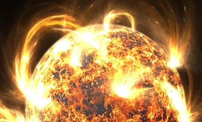 Se acerca tormenta solar podría causar un apagón masivo