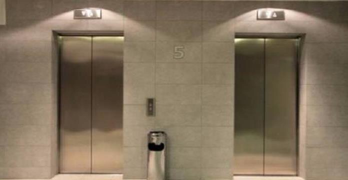 Niño muere aplastado entre las puertas de un elevador