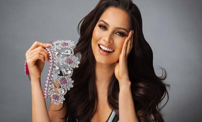 Andrea Meza en riesgo de perder la corona de Miss Universo
