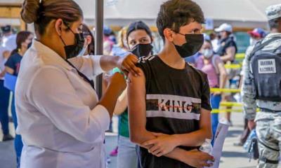 Vacunarán  a los de  18 a 39