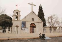 Pega a iglesia ola de robos