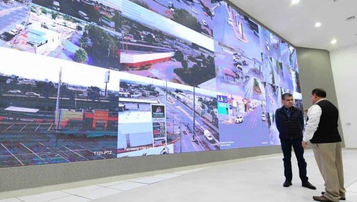 Interconectan sistema de videointeligencia